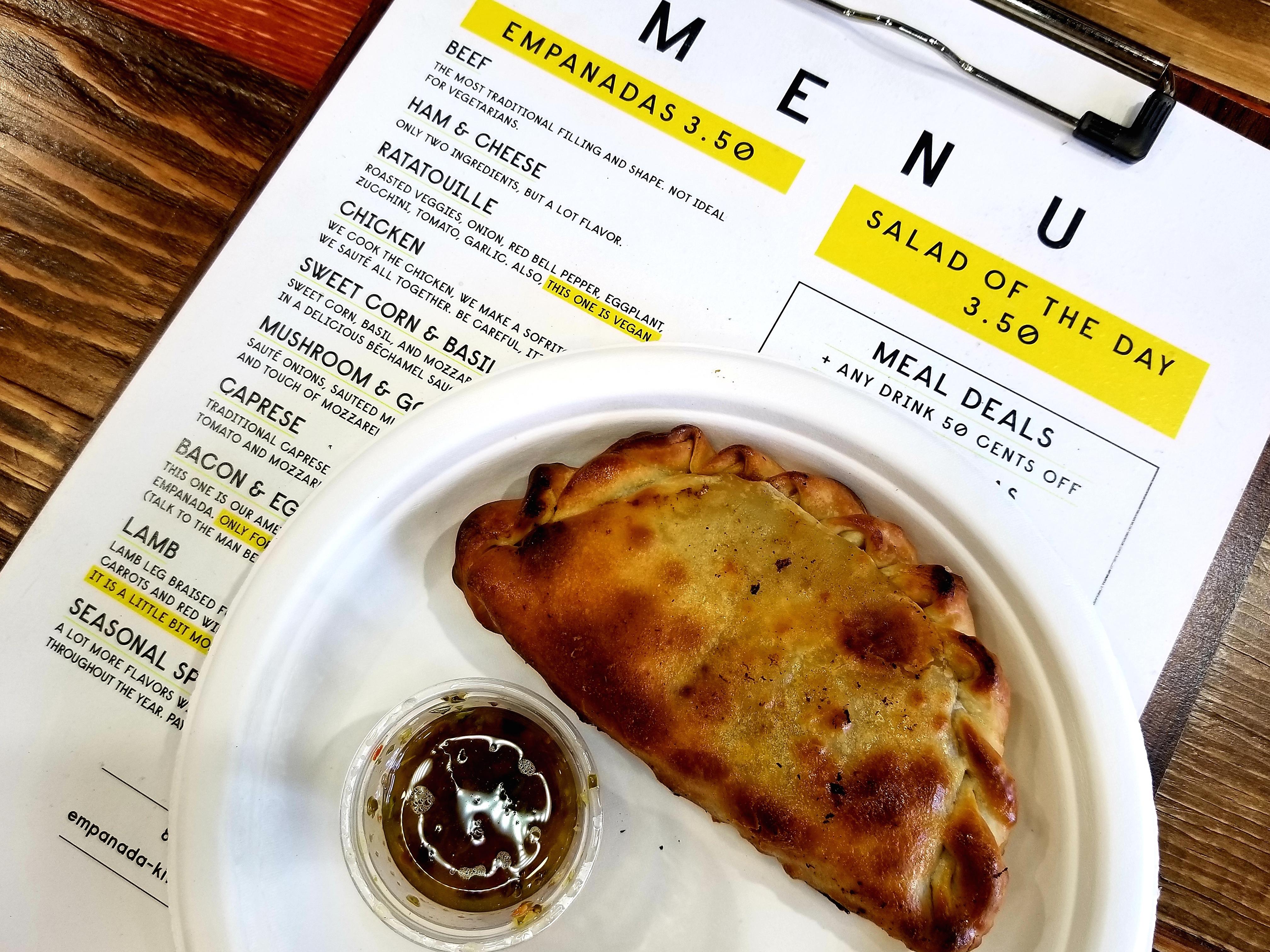 Discovered San Diego S Best Empanadas Eat Drink Be San